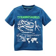 Boys 4-8 Carter's Tyrannosaurus Rex Dinosaur Graphic Tee