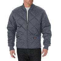 Men's Dickies Diamond Quilted Nylon Jacket