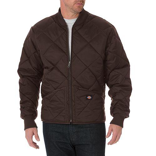 Men's Dickies Diamond Quilted Nylon Jacket