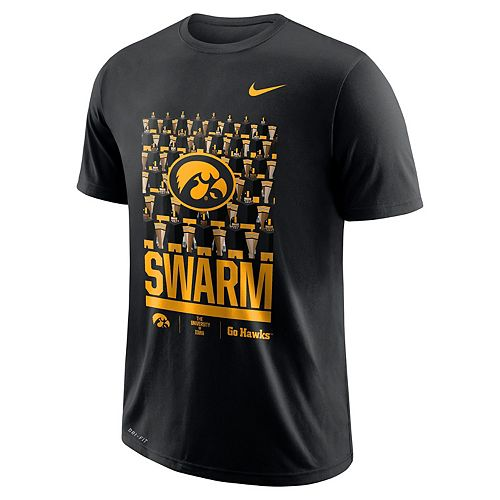Men's Nike Iowa Hawkeyes Local Tee