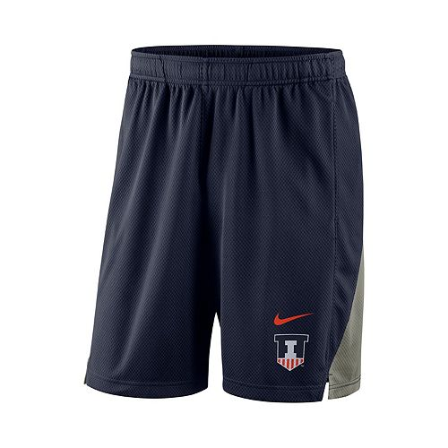 Men's Nike Illinois Fighting Illini Core Shorts