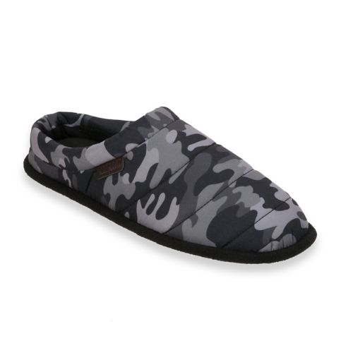 Men's Dearfoams Quilted Clog ... Slippers
