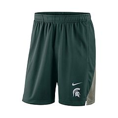 Men's Nike Michigan State Spartans Core Shorts