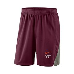 Men's Nike Virginia Tech Hokies Core Shorts