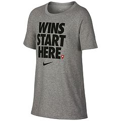 Boys 8-20 Nike Win Start Here Tee