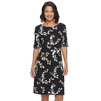 Women's Croft & Barrow® Print Sheath Dress