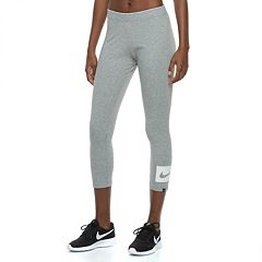 Women's Nike Sportswear Swoosh Ankle Leggings