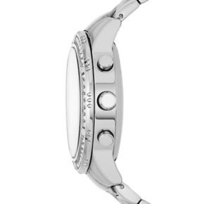 Relic Women's Eliza Connected Hybrid Crystal Stainless Steel Smart Watch - ZRT1000