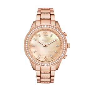 Relic Women's Eliza Connected Hybrid Crystal Stainless Steel Smart Watch - ZRT1002