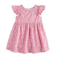 Toddler Girl Jumping Beans® Flutter-Sleeved Dress