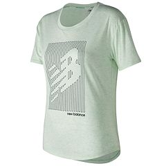 Women's New Balance Graphic Tech Short Sleeve Tee
