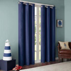 Mi Zone 2-pack Adam Blackout Window Curtains