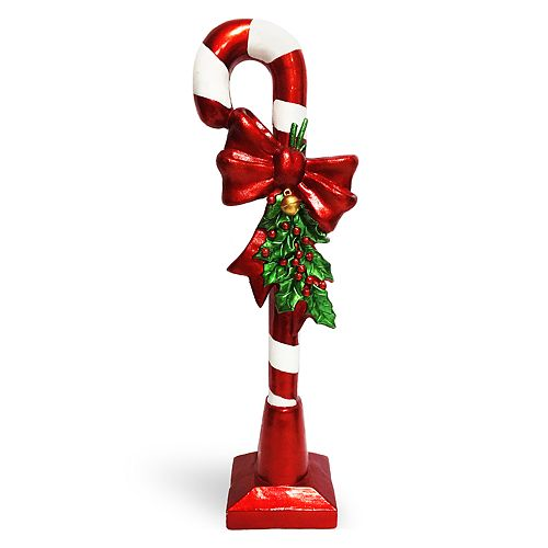 National Tree Company 36-in. Candy Cane Christmas Floor Decor