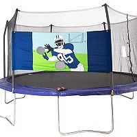 Skywalker Trampolines 15-Foot Football Game Trampoline Net Attachment Accessory