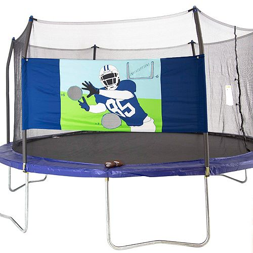Skywalker Trampolines 15-Foot Football Game Trampoline Net