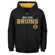 Boys 8-20 Boston Bruins Stated Hoodie