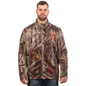 Men's Huntworth Camo Softshell Jacket