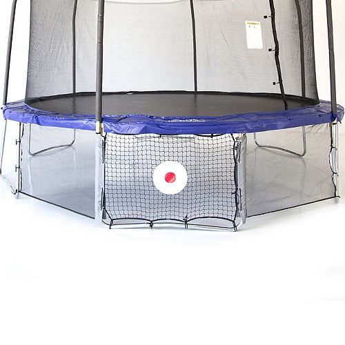 Skywalker Trampolines Kickback Game Trampoline Net Attachment Accessory