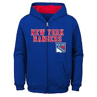 Boys 8-20 New York Rangers Stated Hoodie
