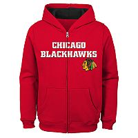 Boys 8-20 Chicago Blackhawks Stated Hoodie