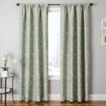 Softline 1-Panel Kateri Window Curtain