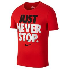 Men's Nike DriFIT Basketball Tee