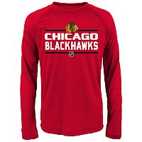 Boys 8-20 Chicago Blackhawks Epitome Tee