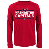 Boys 8-20 Washington Capitals Epitome Tee
