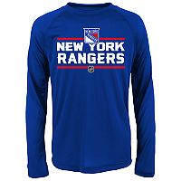 Boys 8-20 New York Rangers Epitome Tee