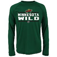 Boys 8-20 Minnesota Wild Epitome Tee