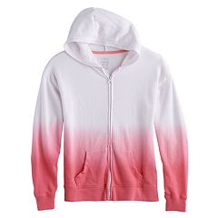 Girls 7-16 & Plus Size SO® Zip-Up Hoodie