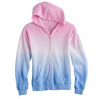 Girls 7-16 & Plus Size SO® Zip-Up Hoodie