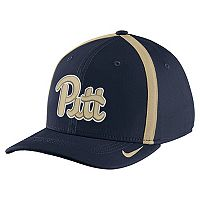 Adult Nike Pitt Panthers Aerobill Sideline Cap