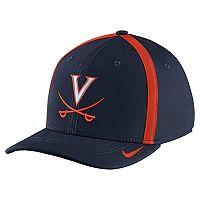 Adult Nike Virginia Cavaliers Aerobill Sideline Cap