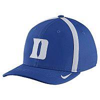 Adult Nike Duke Blue Devils Aerobill Sideline Cap