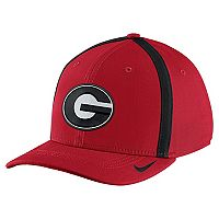 Adult Nike Georgia Bulldogs Aerobill Sideline Cap