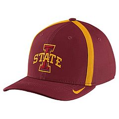 Adult Nike Iowa State Cyclones Aerobill Sideline Cap