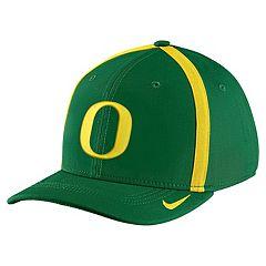 Adult Nike Oregon Ducks Aerobill Sideline Cap