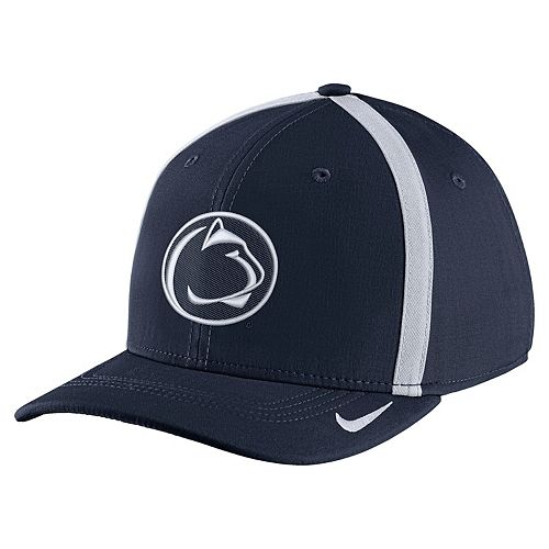 Adult Nike Penn State Nittany Lions Aerobill Sideline Cap