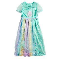 Girls 4-8 Peppa Pig Fantasy Dress Nightgown