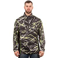 Men's Huntworth Camo Quarter-Zip Pullover
