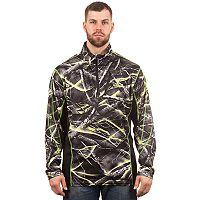 Men's Huntworth Camo Quarter-Zip Pullover