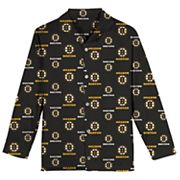 Boys 8-20 Boston Bruins Coat Pajama Set