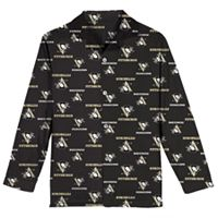 Boys 8-20 Pittsburgh Penguins Coat Pajama Set