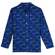 Boys 8-20 St. Louis Blues Coat Pajama Set
