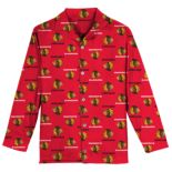 Boys 8-20 Chicago Blackhawks Coat Pajama Set