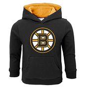 Boys 4-7 Boston Bruins Prime Pullover Fleece Hoodie
