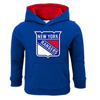 Boys 4-7 New York Rangers Prime Pullover Fleece Hoodie