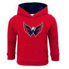 Boys 4-7 Washington Capitals Prime Hoodie