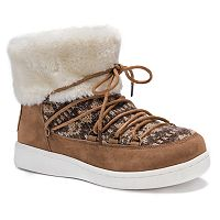 MUK LUKS Colleen Women's Ankle Boots